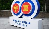 Rusia y Asean abogan por fortalecer vínculos de cooperación en diversos campos