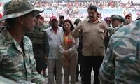 Maduro llama unidad cívico-militar para combatir las amenazas para Venezuela