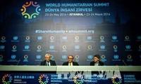 Celebran primera Cumbre Humanitaria Mundial en Turquía