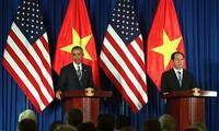 Emiten Vietnam y Estados Unidos Declaración Conjunta