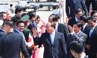 Primer ministro de Vietnam inicia agenda de trabajo en Japón