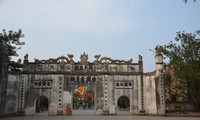 Templo de Kiep Bac y su vinculación con la extraordinaria obra de un general