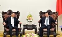 Vietnam por afianzar relaciones estratégicas con Japón