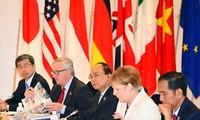Primer ministro de Vietnam aprecia iniciativa nipona sobre desarrollo de infraestructura en Asia