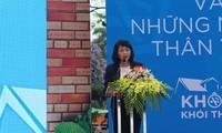 Llama Vietnam a construir hogares sin humo de tabaco