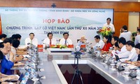 """Célebres científicos del mundo participarán en programa """"Encuentro Vietnam"""""""
