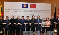 El rol de la DOC en la solución de los diferendos en el Mar Oriental