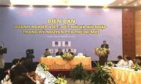 Empresas vietnamitas refuerzan conexión para aumentar competitividad