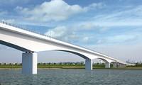 Inician construcción de puente con más de 46 millones de dólares depositados en Vietnam