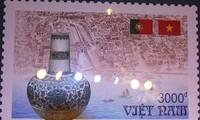 Publican colección de sellos conjuntos Vietnam-Portugal