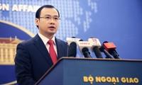 Vietnam rechaza visita de funcionarios taiwaneses a isla de Ba Binh