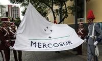 Venezuela iza bandera de Mercosur y ratifica presidencia pro témpore