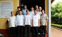 Viceprimer ministro sigue su agenda de trabajo en localidad norteña