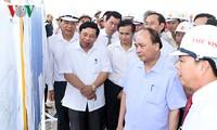 Premier vietnamita continua su vista de trabajo en Nghe An