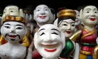 Las marionetas de agua de la aldea de Nguyen y sus encantos especiales