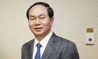 Empieza visita oficial a Brunei del presidente vietnamita