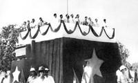 Inmortales recuerdos del Día de la independencia de Vietnam