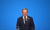 Presidente del Consejo Europeo pide a G20 más ayuda con la crisis migratoria