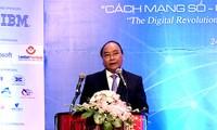 Vietnam determinado a aprovechar oportunidades de la Era digital