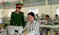 Vietnam garantiza derechos humanos en rehabilitación de presos