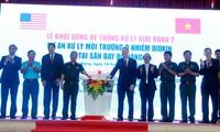 Arranca segunda fase de la descontaminación de la dioxina en aeropuerto de Da Nang