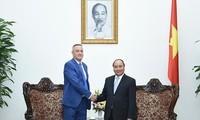 Vietnam aboga por desarrollo de lazos comerciales con Bulgaria y Mongolia