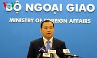 Vietnam respeta ejecución de los derechos legítimos de otros países en el Mar Oriental