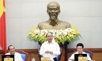 Comienza reunión ordinaria gubernamental en Vietnam