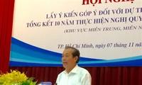 """Vietnam considera """"importante y frecuente"""" lucha contra corrupción y despilfarro"""