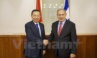 Vietnam e Israel robustecen cooperación en seguridad nacional