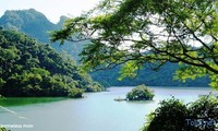 Ba Be, el lago natural más grande de Vietnam