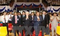 Promueven papel de jóvenes en fortalecimiento de relaciones Vietnam-Laos