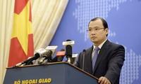 Vietnam se opone al ejercicio militar de Taiwán en isla de Spratly