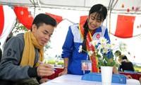 Promueven rol de voluntarios en movilización de sangre en Vietnam