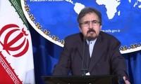 Irán anuncia responder a la ampliación de sanciones por parte de Estados Unidos