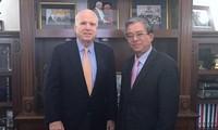 Promueven relaciones de asociación estratégica Vietnam-Estados Unidos