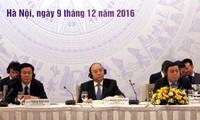 Vietnam por mejorar entorno de negocios y elevar competitividad