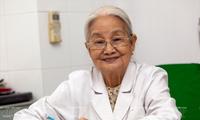 Ta Thi Chung, doctora dedicada en cuerpo y alma a infantes desafortunados