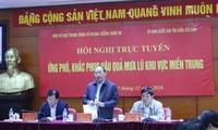 Instan a aunar fuerzas para superar consecuencias de inundaciones en centro de Vietnam