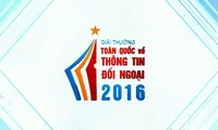 Concurso Nacional de Información para el Exterior de Vietnam 2016