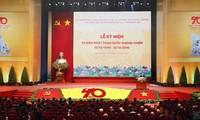 Resaltan valores históricos del llamamiento a la Resistencia Nacional