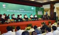 Piden construcción de una agricultura nacional moderna y de alta competitividad