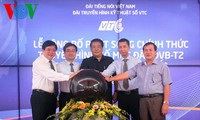 Puesto en actividad transmisor de televisión digital terrestre de VOV en Phu Quoc