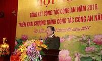 Urgen en Hanoi a garantizar seguridad ciudadana en próximas fiestas del Tet