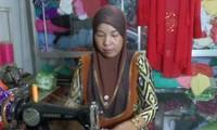 Marigiah, una mujer representativa de la etnia Cham
