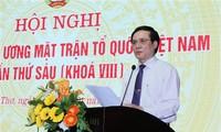 Lanzan concurso nacional de prensa contra corrupción y despilfarro en Vietnam