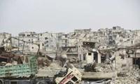 Gobierno sirio traza plan de reconstruir ciudad de Alepo