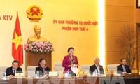 Comité Permanente del Parlamento vietnamita efectúa su sexta reunión