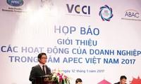Vietnam acogerá el Año de APEC 2017 con diversas actividades