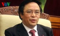 Exaltan resultados positivos de la reciente visita a China del líder político vietnamita